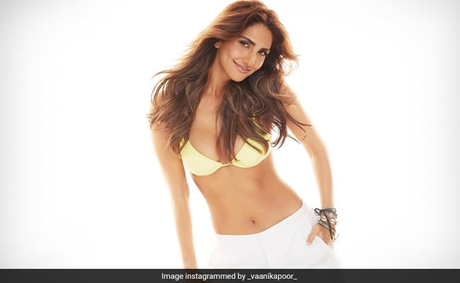 Vaani Kapoor Is A Vision In This Pic. The Internet Agrees