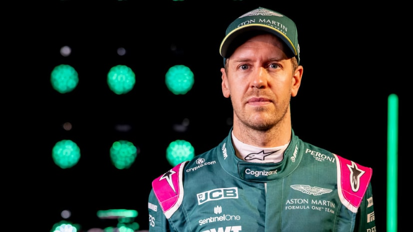 The 4-time world champion joins the team after he has seemingly lost form in the last couple of seasons