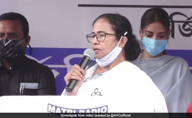 'India Knows Only One Syndicate - Narendra Modi And Amit Shah': Mamata Banerjee
