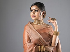 Beautiful Chiffon Sarees For Your Summer Cocktail Parties