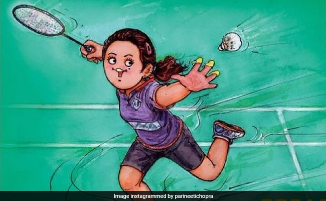 For Saina Star Parineeti Chopra, Amul's 'Stamp Of Approval Means Everything'