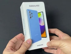 Samsung A52 Unboxing: Is Galaxy A Series Ready to Take On the Competition?