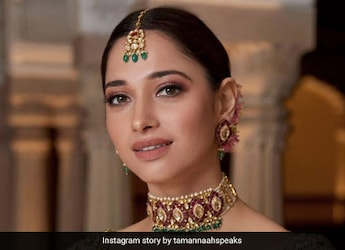 """Tamannaah Bhatia's """"Daily Routine"""" Features This Healthy Drink"""