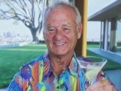 Golden Globes 2021: Bill Murray's Outfit Deserves Its Own Award