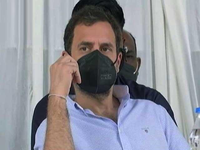 Video : In Rahul Gandhi's Wayanad, A Series Of Congress Exits Before Kerala Polls