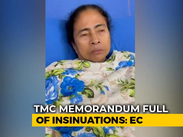"Video : Trinamool Memorandum Full Of ""Insinuations"", Says Poll Body, Other Top Stories"