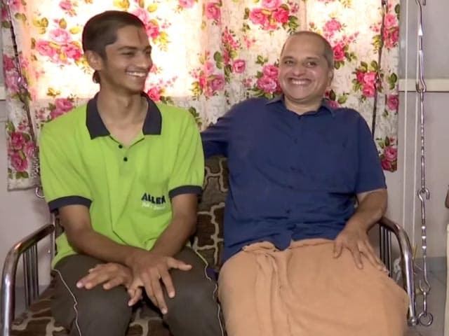 Video : JEE Main Topper Ananth Kidambi Thanks Parents, Teachers