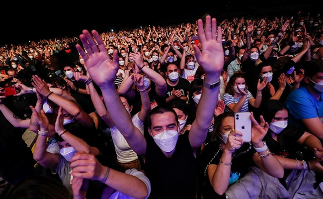 'No Sign' Of Infection After Barcelona Covid Concert Trial: Organisers