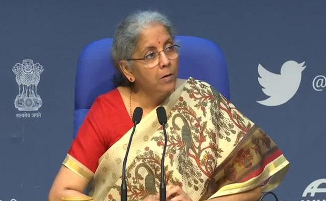 GST Council Meets 'Toxic': Bengal Minister Writes To Nirmala Sitharaman