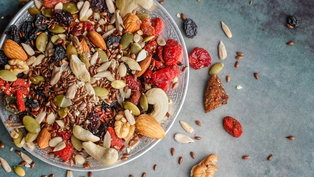 5 Trail Mix Options That Make A Perfect Evening Snack