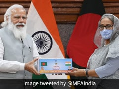 India Gifts 1.2 Million Free Doses Of Covid Vaccine To Bangladesh