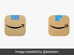 Amazon Changes App Icon After Some Compare It To Hitler's Moustache