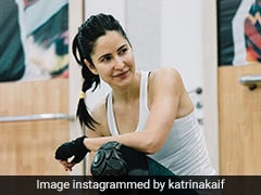 We Can't Stop Looking At Katrina Kaif's Post-Workout Glowing Skin In Her Bare Face Photo