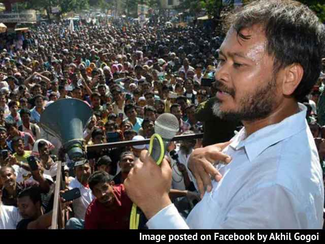 Video : Jailed Activist Akhil Gogoi To Contest Assam Elections From Sibsagar