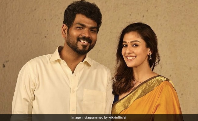 Here's Why Nayanthara And Boyfriend Vignesh Shivan Are Trending