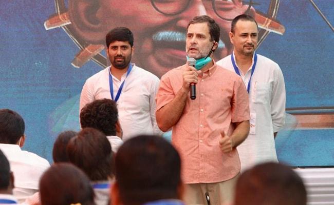 'To Be Chief Minister, Jyotiraditya Scindia Has To Return': Rahul Gandhi