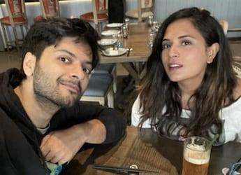 When Richa Chadha Got 'Distracted By Food' On Lunch Date With Ali Fazal (See Pic)