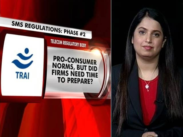 Video : OTP Services Delayed and Disrupted as TRAI Enforces New SMS Regulations