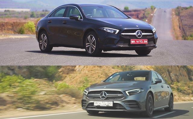 Videos : Raftaar Rebooted Episode 36 | Mercedes A Class Limousine | Mercedes-AMG A 35