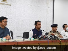 In Record Poll Seizure, Items Worth Over Rs 110 Crore Confiscated In Assam