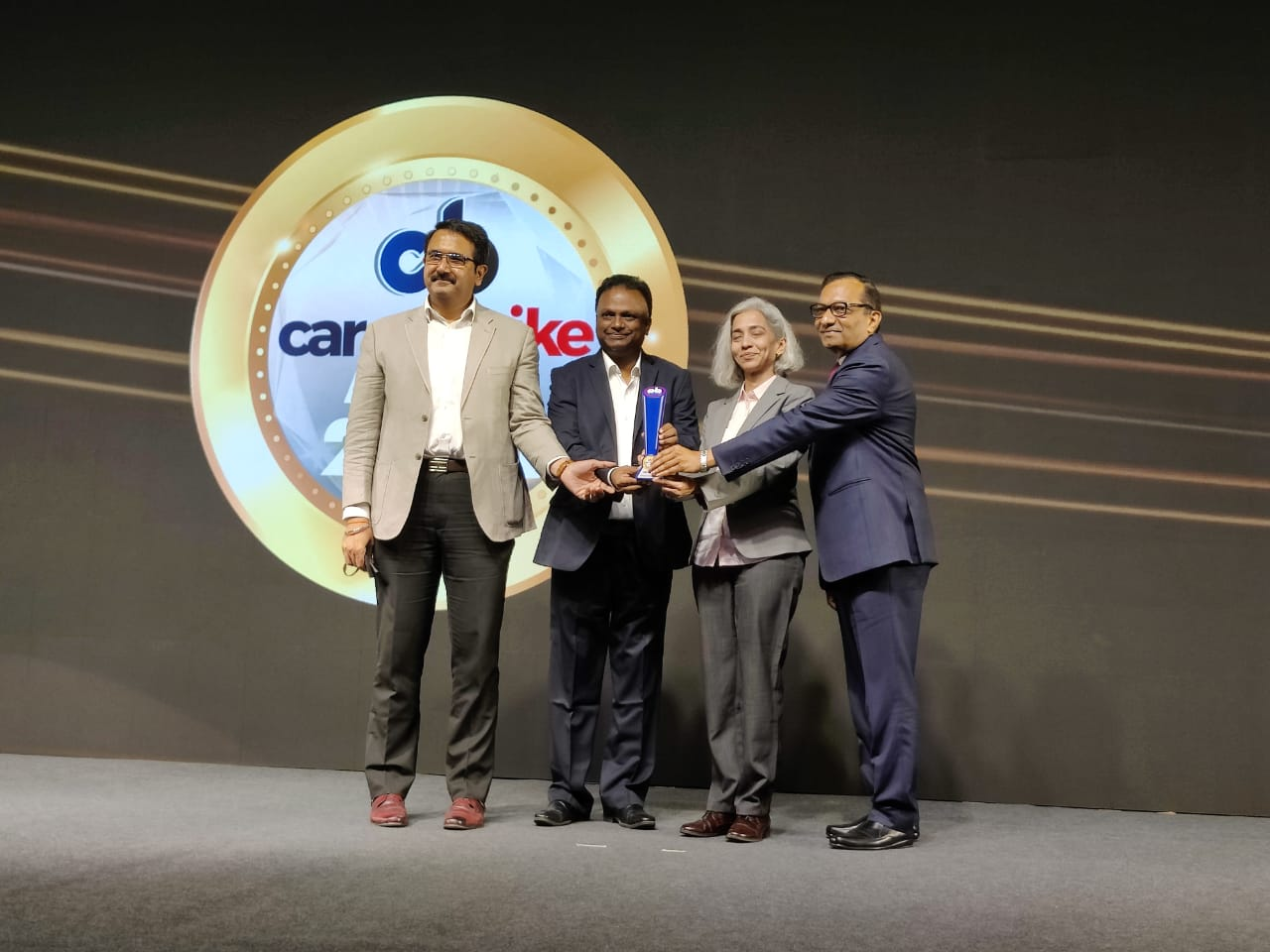 carandbike Awards 2021: Mahindra Thar Wins The Off-Roader Of The Year