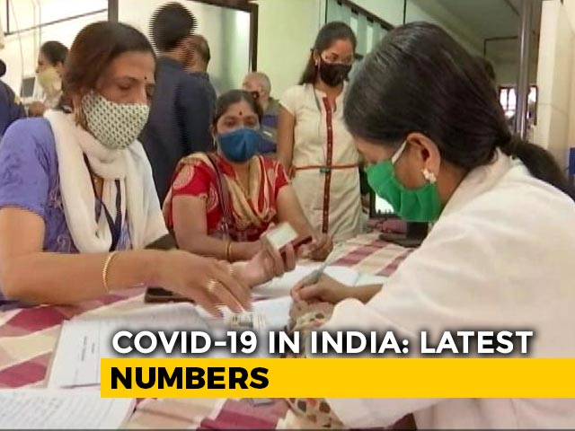 Video : Surge In Daily Covid Cases As India Records Over 17,000 New Infections
