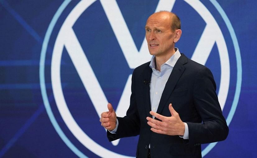 Ralf Brandstatter, CEO of Volkswagen