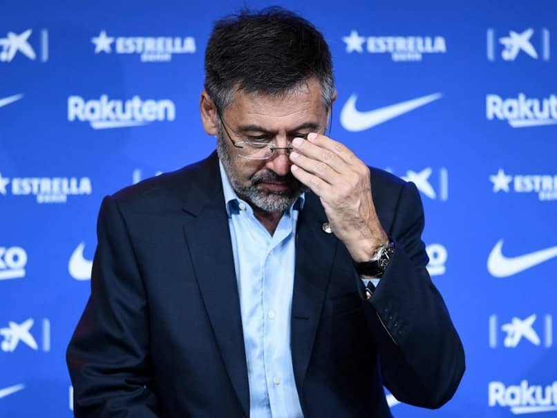Former Barcelona President Josep Maria Bartomeu Released After Appearing Before Judge: Spanish Court