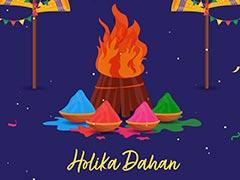 Holi 2021: All About <i>Phalgun Purnima, Holika Dahan Muhurta</i> And <i>Puja Vidhi</i>