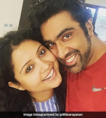 R Ashwin Gets An Adorable Request From Wife After Test Series Triumph