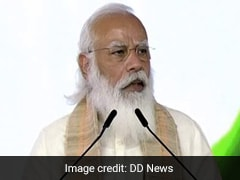 "PM Launches ""Amrut Mahotsav'' Event To Mark 75 Years Of Independence"