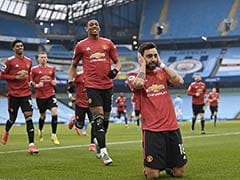 Premier League: Manchester United Shatter Manchester City's Winning Run
