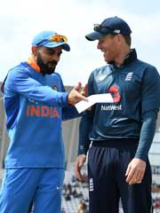 India vs England T20I Preview