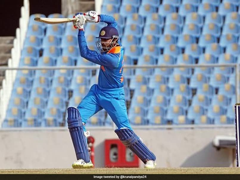 India vs England: Krunal Pandya, Prasidh Krishna React After Earning Maiden ODI Call-Ups
