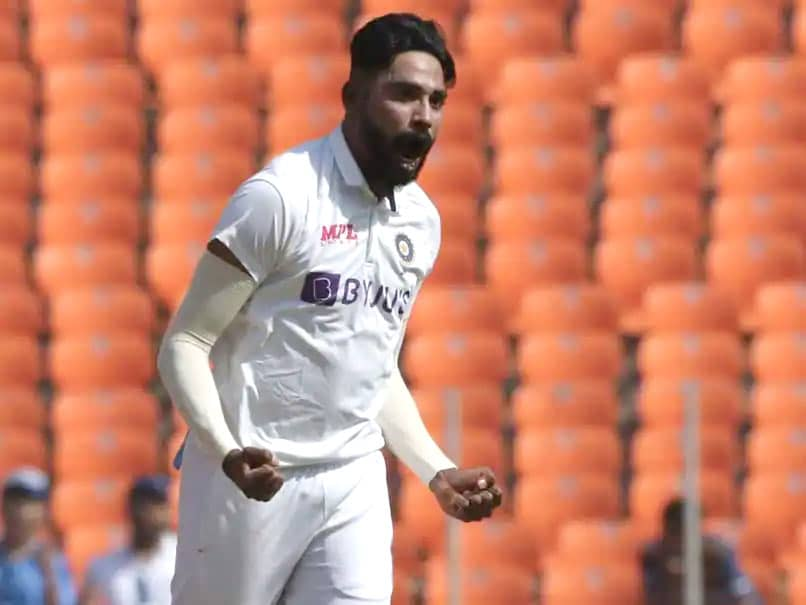 Mohammed Siraj Birthday: Wishes Pour In On Social Media