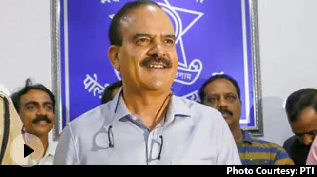 मुंबई पुलिस के पूर्व आयुक्त परमबीर सिंह के खिलाफ विभागीय होगी, नए DGP संजय पांडे करेंगे जांच
