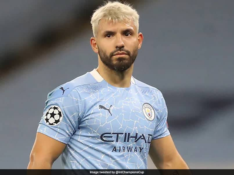 """Sergio Aguero said on Monday he was """"proud"""" of his time at Manchester City after announcing his departure when his contract runs out this July."""