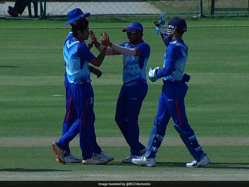Vijay Hazare Trophy Final: Mumbai Beat Uttar Pradesh By 6 Wickets To Win Title