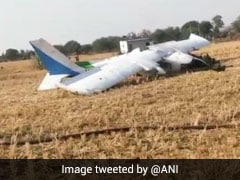 3, Including Pilot, Injured After Small Plane Crashes In Madhya Pradesh