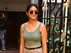 Ananya Panday, Mrunal Thakur Ditch Springtime Florals For Earthy Athleisure Looks