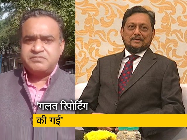 Videos : टिप्पणी को गलत संदर्भ में लिया गया : CJI एसए बोबडे