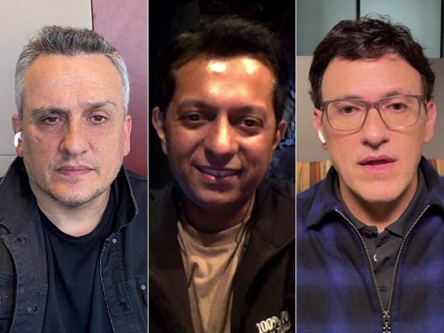 Video : Russo Brothers On Casting Tom Holland In 'Cherry'