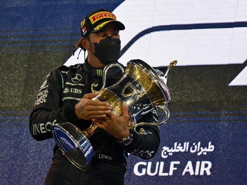 Bahrain GP: Lewis Hamilton Wins Season-Opening Grand Prix
