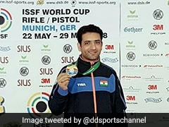 ISSF World Cup: India Win Gold In Men's 50m Rifle 3 Positions Team Event