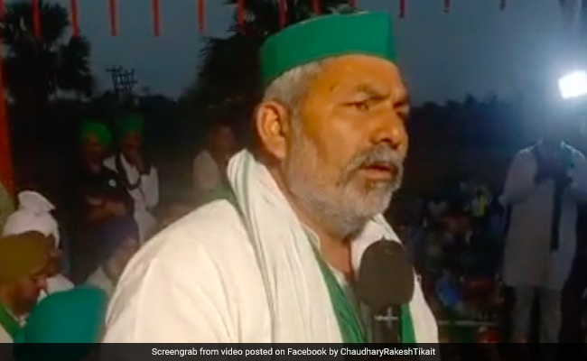 Thousands Reach Haryana's Hisar To Protest Case Against 350 Farmers