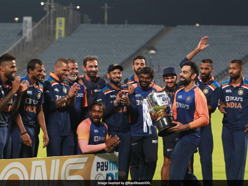 "India vs England: Ravi Shastri Says India Had ""Season Of A Lifetime In Toughest Of Times"""