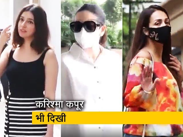 Videos : माया नगरी मुंबई में कैमरे में कैद हुईं बॉलीवुड की कई अभिनेत्रियां