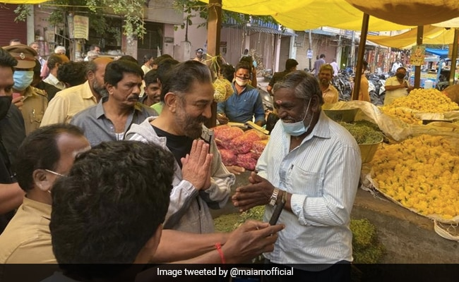Ahead Of Tamil Nadu Polls, Kamal Haasan Faces Insider-Outsider Debate