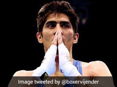 Vijender Singh To Face Russia's Artysh Lopsan In Comeback Match On March 19