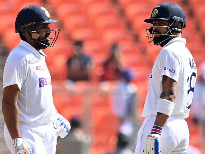 India vs England: Virat Kohli Terms Rohit Sharmas Century In 2nd Test As